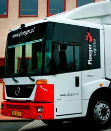 Ploeger Logistics realiseert stevige reductie CO2-uitstoot
