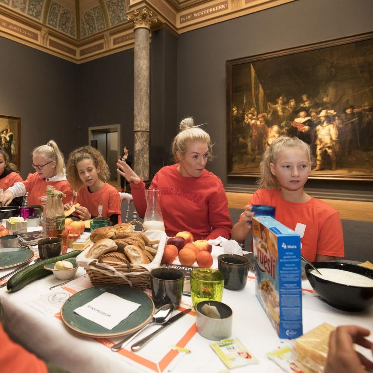 15 jaar Nationaal Schoolontbijt: PDR realiseert enorme publiciteit