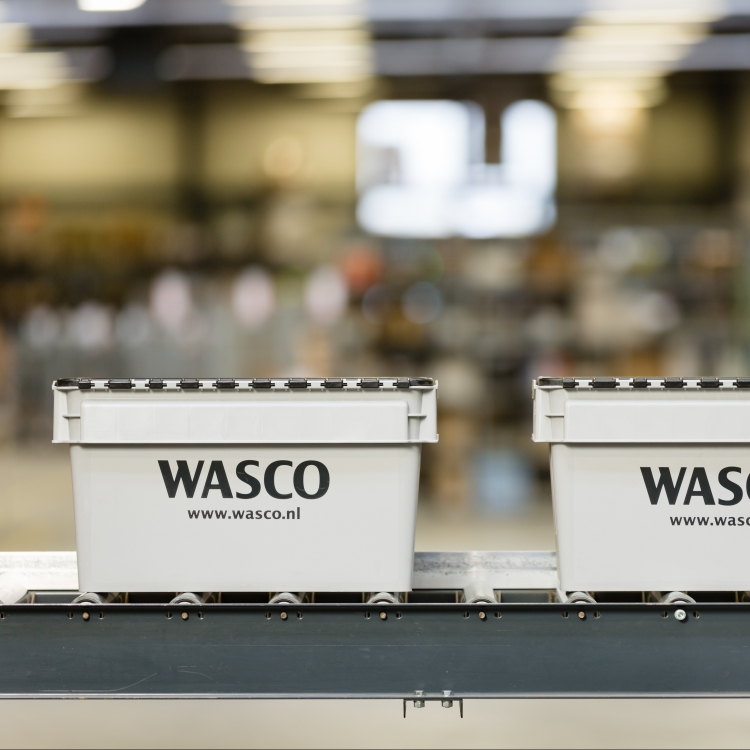 Wasco positionering