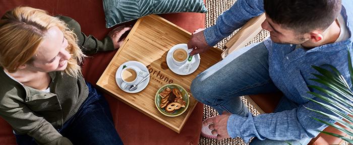 Fortune Coffee: koffie en communicatie verbindt