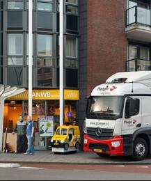 Ploeger Logistics op weg voor ANWB Telstar Trading B.V.