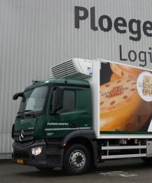 Positief geluid van Ploeger Logistics