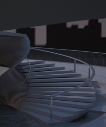 Winnaars van de Europese trap-ontwerpwedstrijd