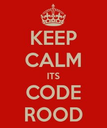 Code rood!