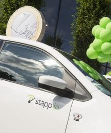 Nieuw mobiliteitsconcept Stapp.in succes
