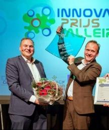 Succesvolle PR voor Innovatieprijs Valleiregio