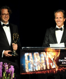 Emmy voor innovaties Sennheiser