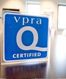 VPRA-certificaat